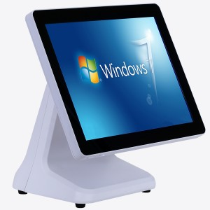 Capacitive Touch Screen POS მანქანა