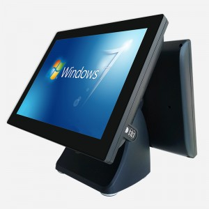 Touch screen resistivo POS macchina