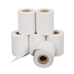 Renewable Design for Receipt Paper Roll to Jamaica Factory