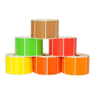 Lowest Price for Colored Thermal Sticker for Kazakhstan Manufacturer