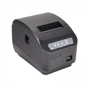 Factory directly supply 80mm Receipt Printer USB+Serial Interfaces for Serbia Importers