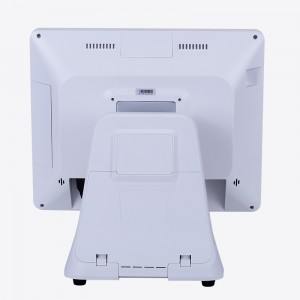Capacitivo touch screen POS macchina