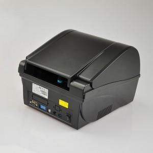 Közvetlen & Transfer Thermal vonalkód nyomtató