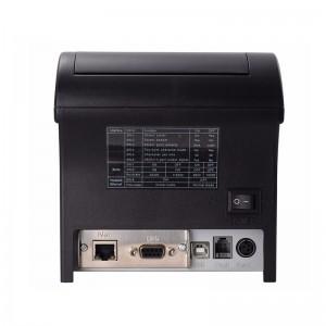 80мм түбіртек Printer WIFI немесе Bluetooth интерфейстері